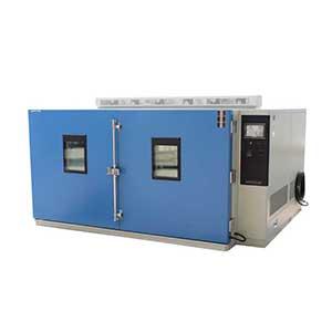 步进式高低温试验箱|双开门高低温试验箱
